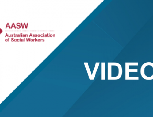 The AASW and Medicare:  What advocacy is happening around this?